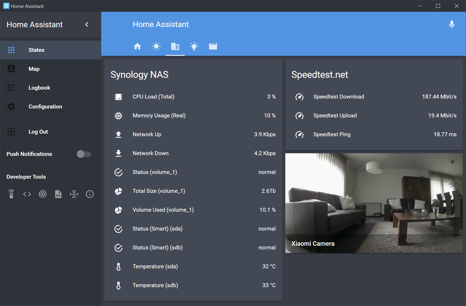 Midnight Theme - Themes - Home Assistant Community