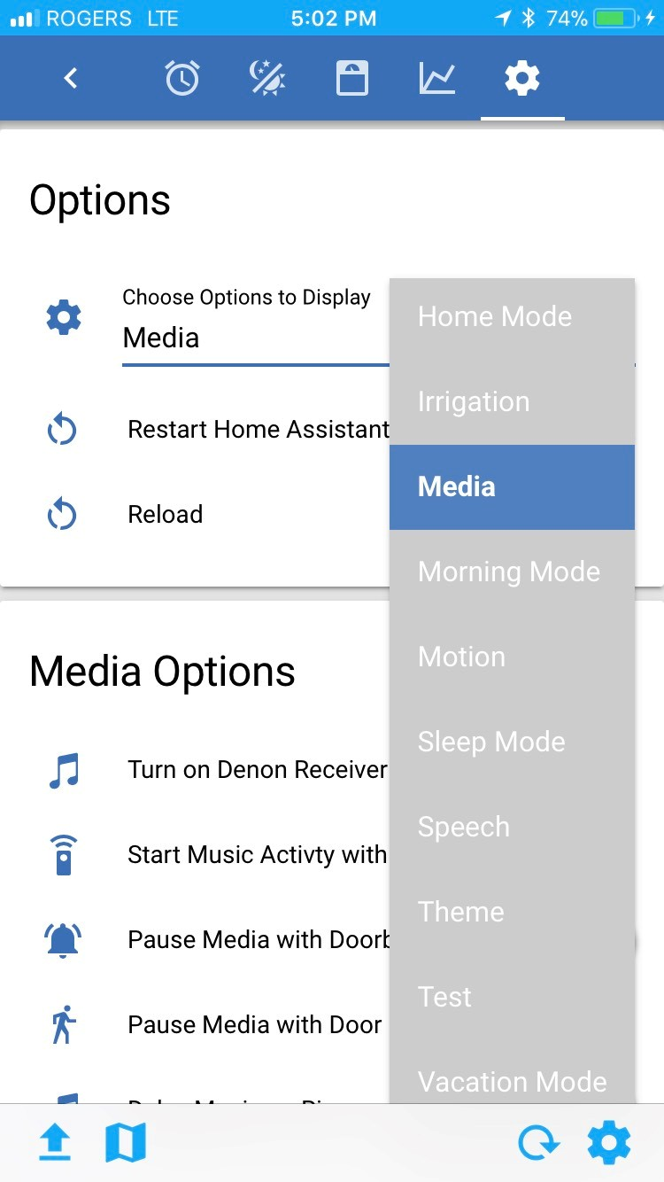Create Switch To Manage Automations Configuration Home
