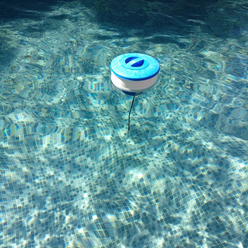 I Quot Made Quot A Floating Zwave Swimming Pool Temp Probe