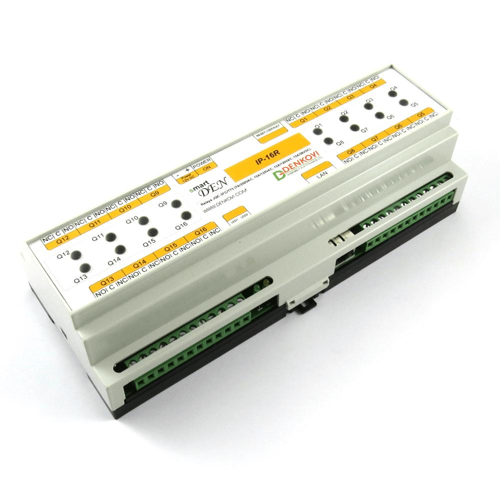 Has anyone used Denkovi Ethernet Relay Modules? - Hardware - Home
