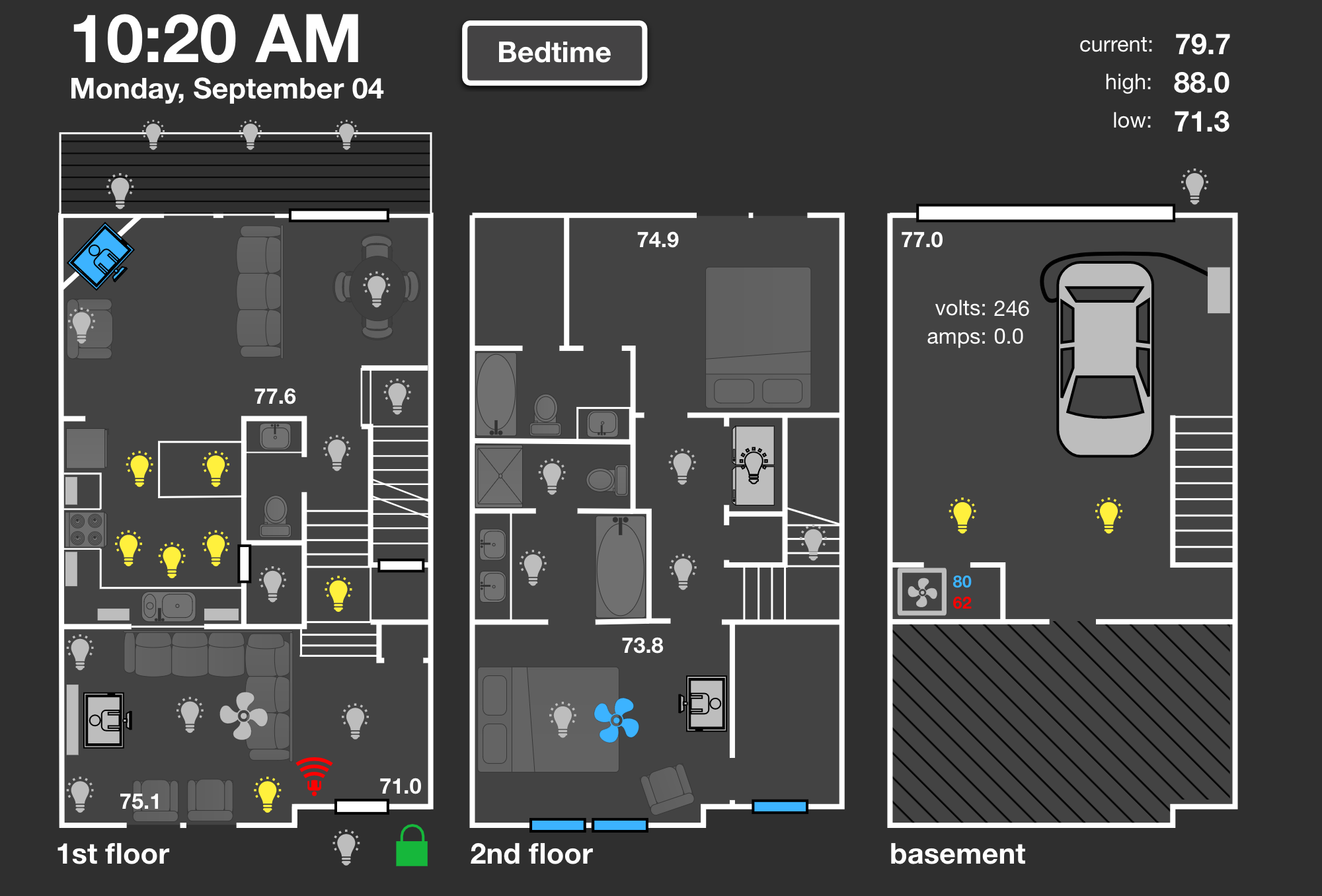 Share Your Floorplan Floorplan Home Assistant Community