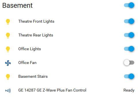 Problem adding GE Z Wave Plus fan control Configuration