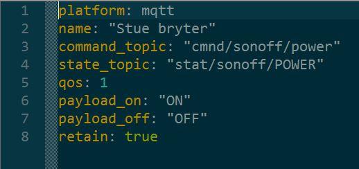 Custom Firmware to Sonoff Basic