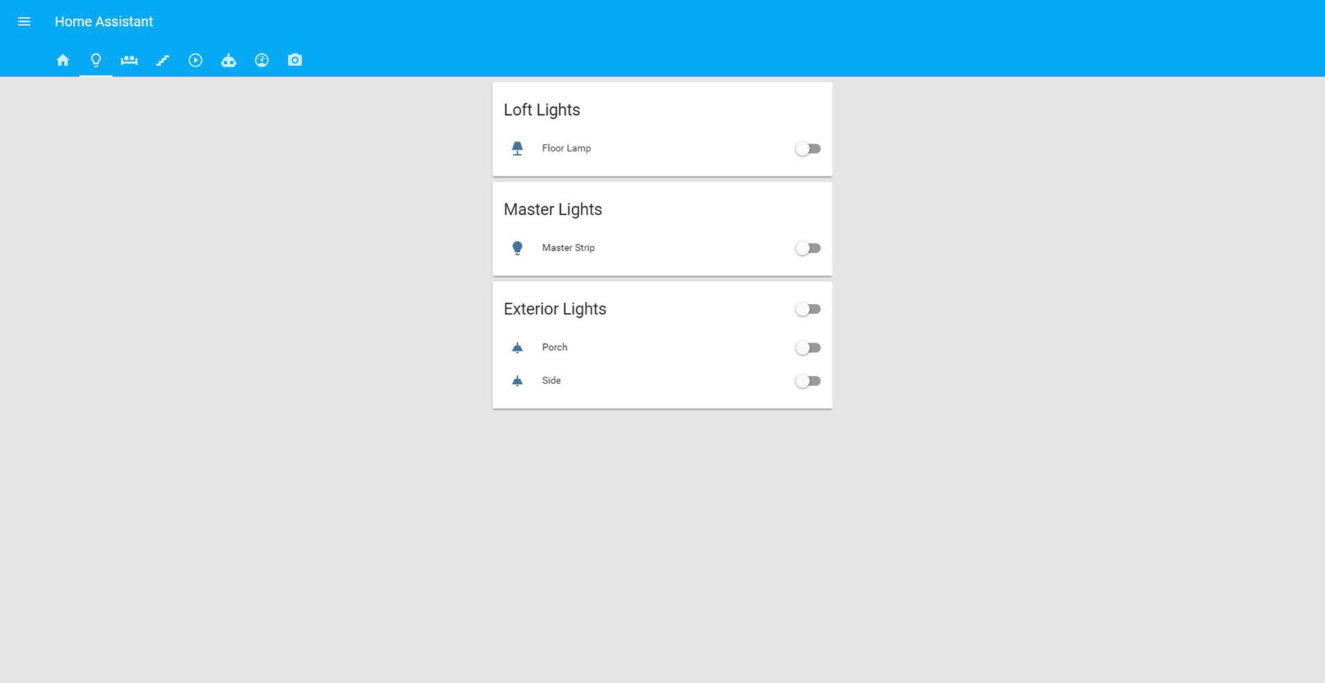 My Home Assistant Configuration It S Alive Share Your