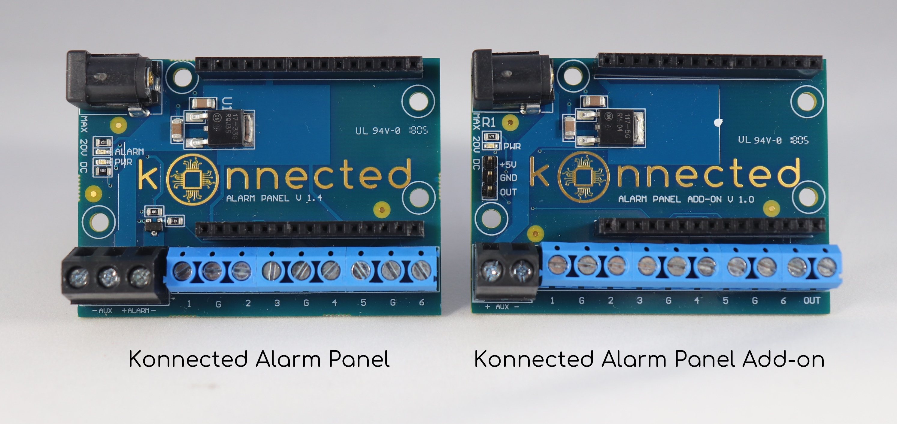 Konnected Alarm Panel - connect a wired alarm system to HA new in ...